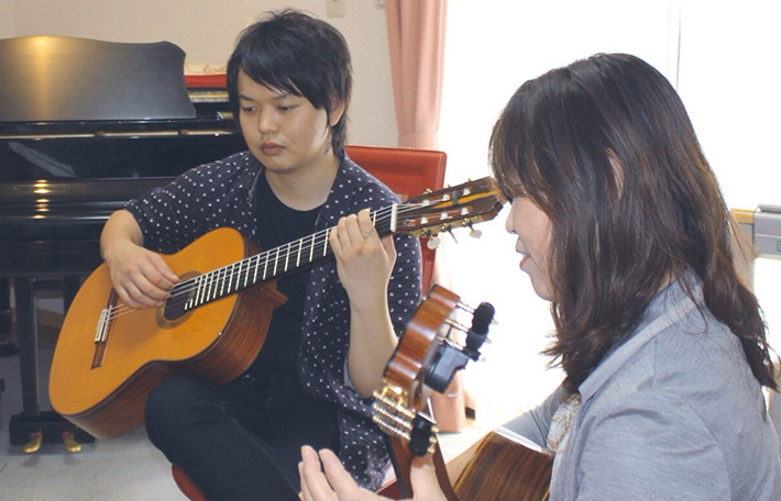 エレキギター教室・アコースティックギター教室のイメージ1