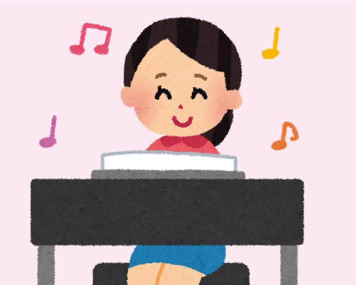 アットホームな音楽教室のイメージ